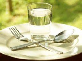 Всего один день голодания, способен омолодить ваш организм на целых 3 месяца