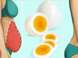 Диета из вареных яиц позволяет сбрасывать по 5 кг в неделю