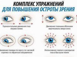 Эта зарядка для глаз творит чудеса. Ради хорошего зрения не пожалейте 10 минут в день