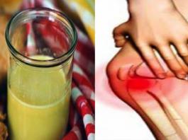 В возрасте 45 лет, этот напиток помог мне избавиться от боли в колене и суставах в течение всего нескольких дней
