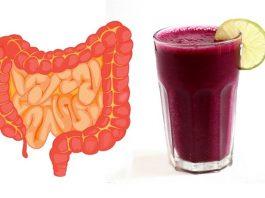 Мощный напиток, приготовленный из 5 Ингредиентов, радикально очистит кишечник