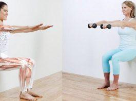 Вот как получить стройные ноги, плоский живот и избавиться от болей в коленях, лишнего веса всего за 5 минут