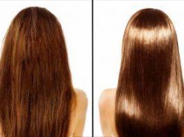 Натуральный способ домашнего ламинирования волос