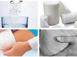 Солевые повязки — уникальное лечение солью
