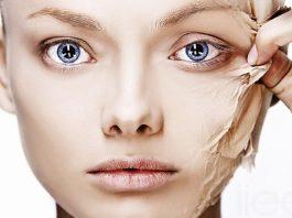 Японский метод избавления от омертвевших клеток с кожи, делая лицо фарфоровым и гладким